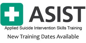 ASIST 2 Day Training Suicide Intervention @ Armed Forces Reserve Center