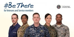 #BeThere for Service Members, Veterans & Families: Strengthening Community @ DoubleTree by Hilton Manchester Downtown